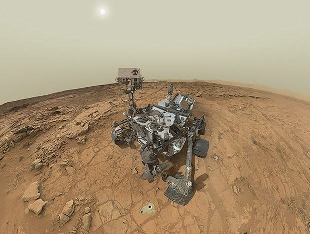 Robô Curiosity
