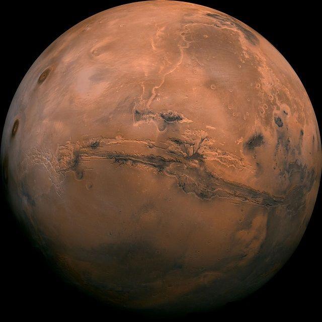 Planeta Marte - Temperatura, características e fotos - Planeta Vermelho