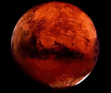 Planeta Marte - Temperatura, características e fotos - Estudo Prático
