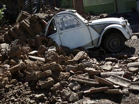 Terremotos - O que são, como acontecem e intensidade - Estudo ...
