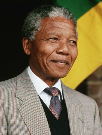 História do Apartheid na África do Sul - Nelson Mandela
