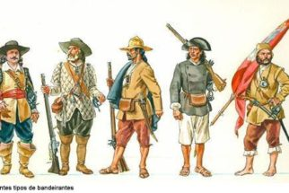 História dos bandeirantes no Brasil