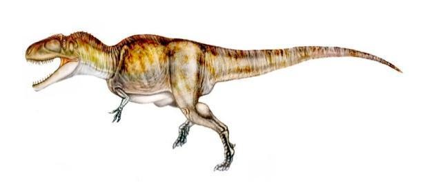 Dinossauro Tyrannotitan