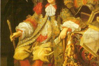 Luís XIV da França, biografia do Rei Sol