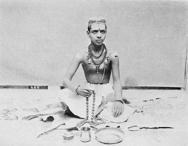 Sistema de castas da Índia - Brahmin