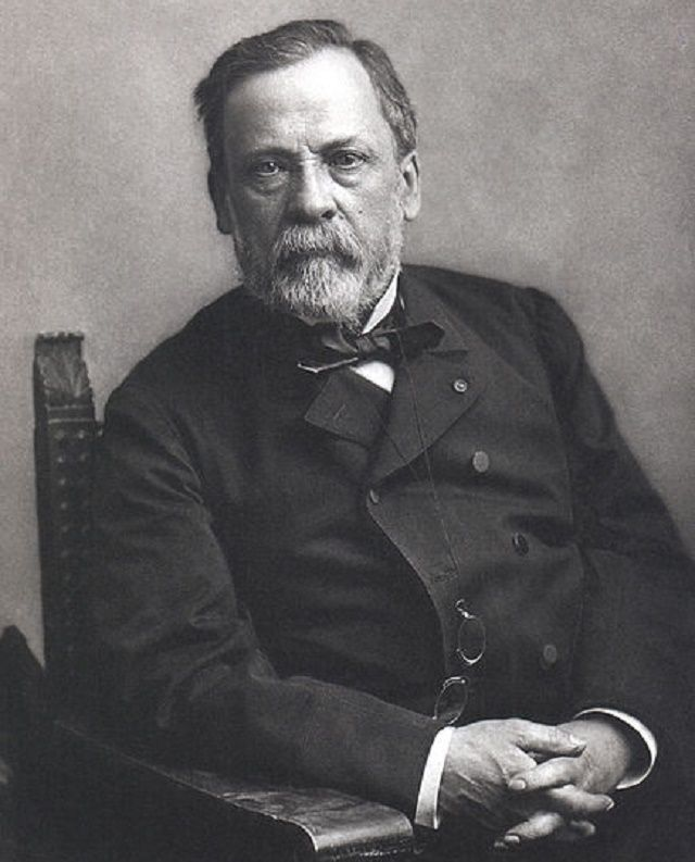 Imagem de Louis Pasteur