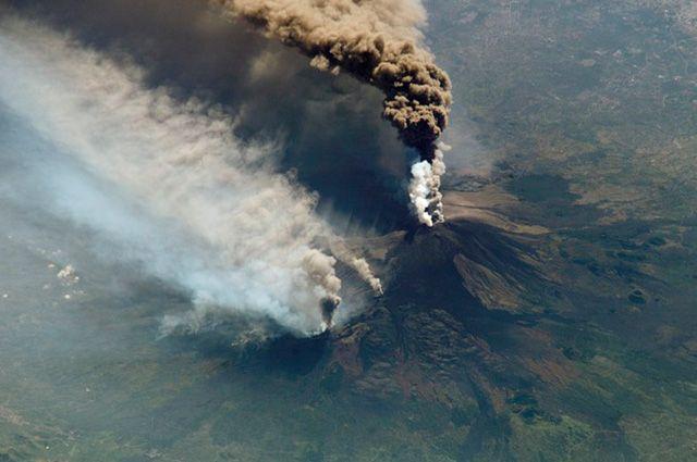 Vulcões no Brasil - Fotos e informações - Etna (Itália)