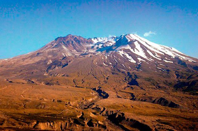 Vulcões no Brasil - Fotos e informações - Santa Helena (EUA)