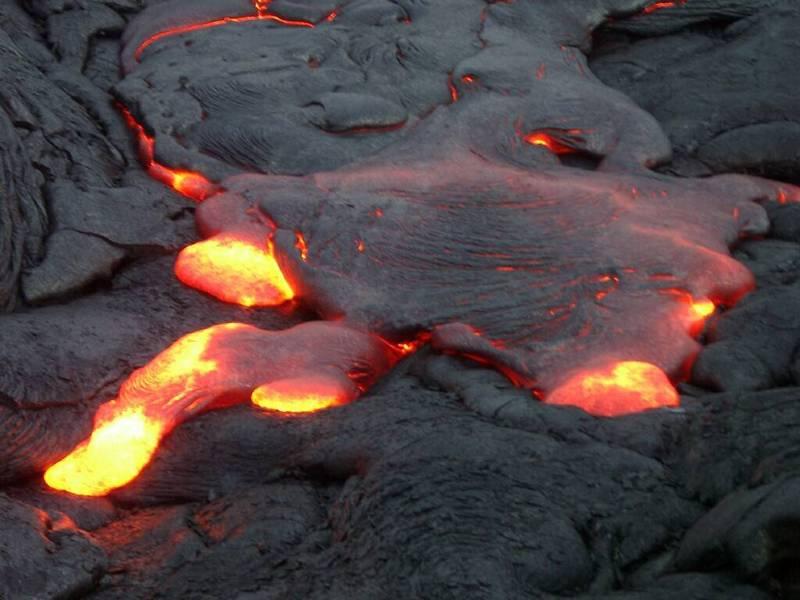 Magma vulcânico