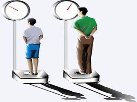 Diferença entre massa e peso - Estudo Prático