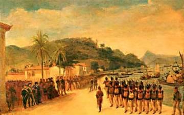 Guerra da Cisplatina - Causas deste conflito entre Brasil e Uruguai