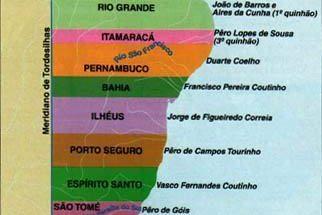História da capitania de Itamaracá