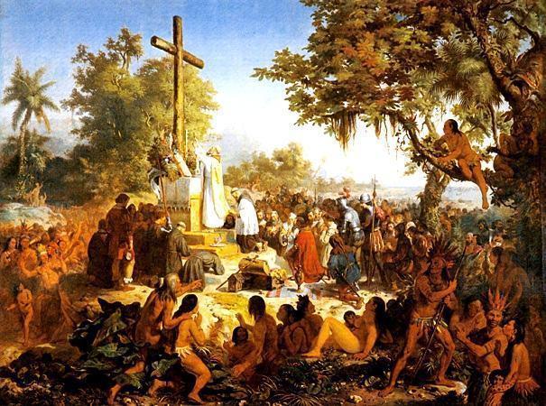 Primeira missa do Brasil