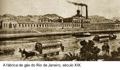 Companhia de Iluminação a Gás do Rio de Janeiro