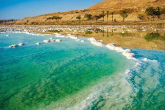Mar Morto – Fotos, história e mapa