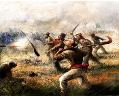 Batalha do Jenipapo - História desta guerra