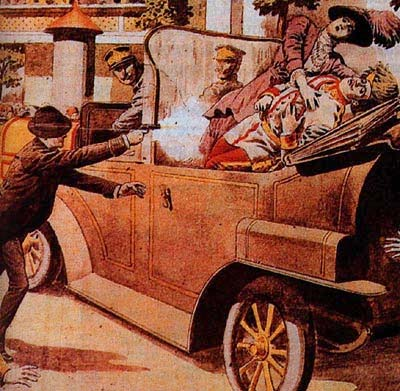 Causas da Primeira Guerra Mundial