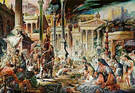 Crise do Império Romano - História