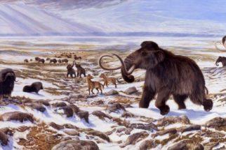 Era glacial – Pré-História