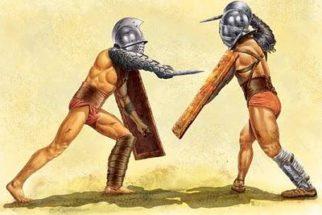 Gladiadores romanos – História da Roma Antiga