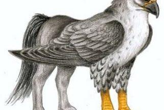 Grifos – Mitologia grega