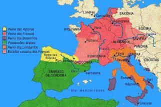 História do Reino dos Francos – Idade média