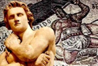 Revolta de Espártaco – Gladiador da Roma Antiga