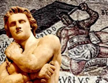 Revolta de Espártaco - Gladiador da Roma Antiga
