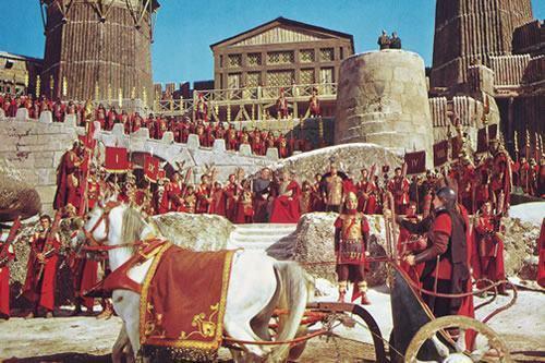 Cultura romana - Religião, artes e política