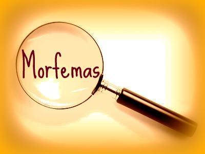 Morfemas - Exemplos e tipos