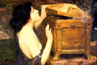 A mitológica história grega sobre a Caixa de Pandora