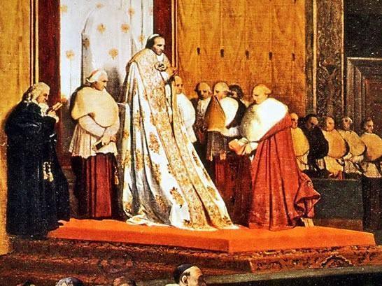 Resultado de imagem para poder da igreja catolica na idade media