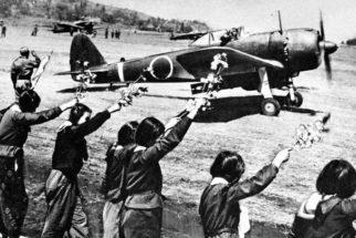 Kamikazes – Conheça a história destes pilotos