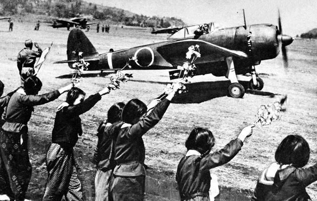 Kamikazes - Conheça a história destes pilotos