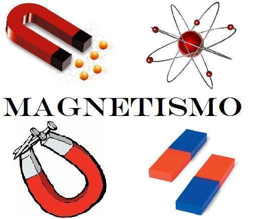 Podemos citar alguns tipos de magnetismo 7ef2fc839085