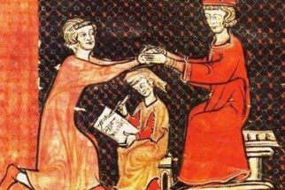 Suserania e vassalagem – História da Idade Média