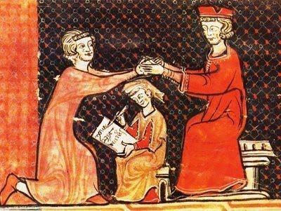 Suserania e vassalagem - História da Idade Média