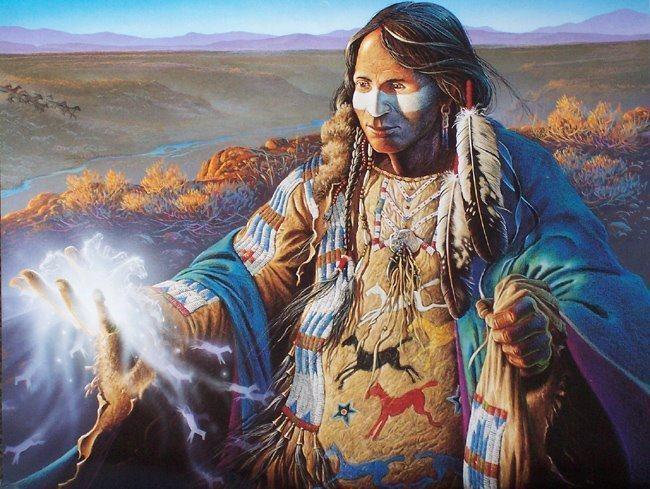 Xamanismo - Características e rituais