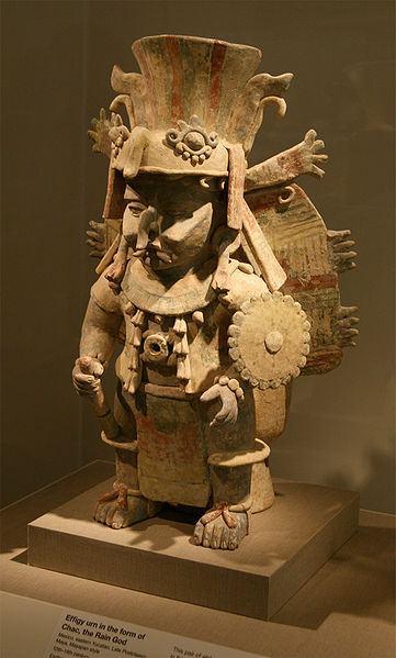 Chac - Deus maia