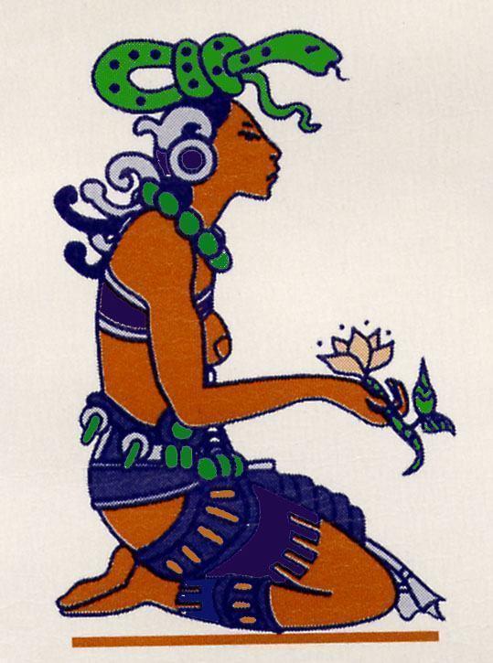 Deusa maia Ixchel