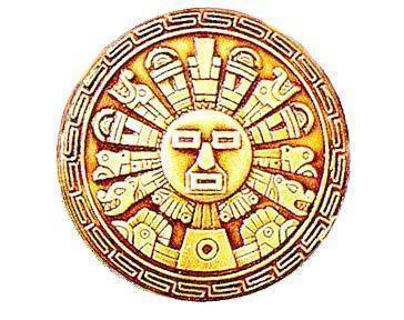 Inti - Deus do sol da cultura Inca
