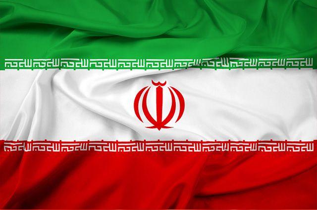 Irã: Cultura e costumes - Bandeira