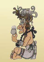 Itzaman - Deus maia