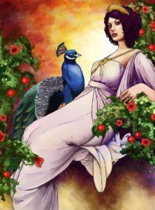 Hera deusa