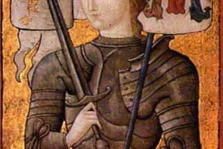 Biografia de Joana D'Arc