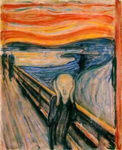 O Grito de Edvard Munch