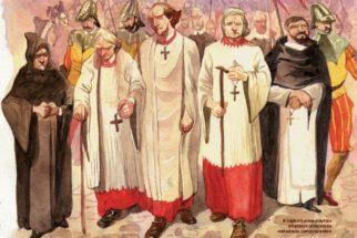 Santa Inquisição da Igreja Católica