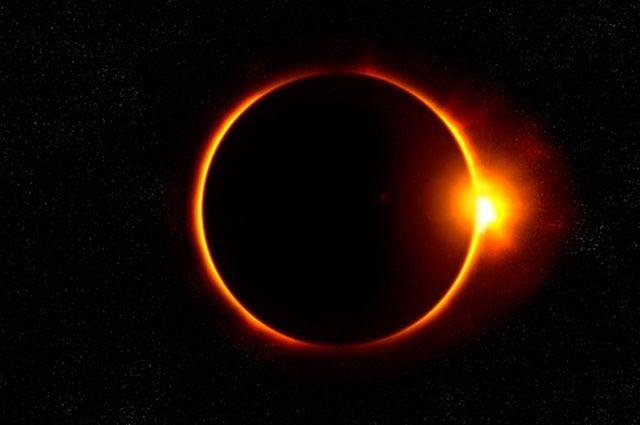 Como ocorrem os eclipses? - Eclipse Total