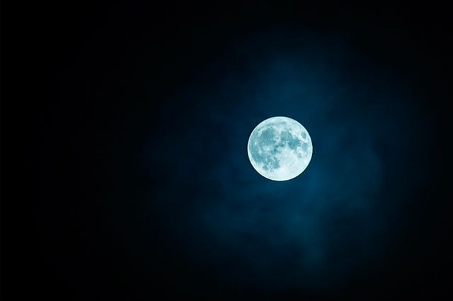 Fases da lua - Cheia