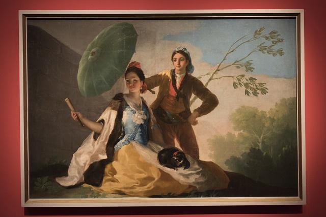 Quadro de Francisco Goya